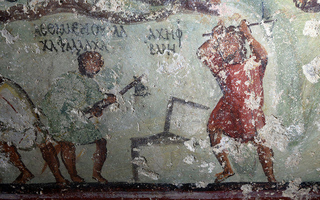 roman-era comics